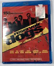 Reservoir Dogs (Blu-ray Disc, 2007) Quentin Tarantino - 15th Anniversary - New