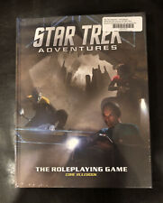 NEW! Star Trek Adventures Core Rulebook The Roleplaying Game RPG Modiphius