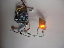 Carrera Digital 132 Safety Car Decoder ' klein'  26743 + Blinklichtplatine