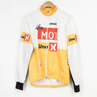 Bio Racer Cycling Jacket MOT UNO X Full Zip Jersey Mens Size 5 XL