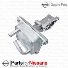 Genuine Nissan Altima Sentra 2.5 2007-2012 Engine Oil Cooler w/ Gasket NEW OEM