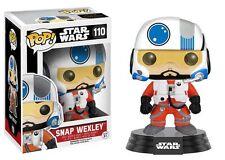 Star Wars The Force Awakens Snap Wexley #110 Funko Pop Vinyl Figure
