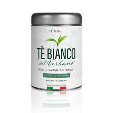 Tè Bianco del Verbano™ - Raccolto Primavera 2020 - Stile Bai Mu Dan (Pai Mu Tan)