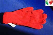 Guanti Unisex Inverno Mani calde taglia unica lei o lui tinta unica sped traccia