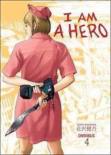 I AM A HERO OMNIBUS 4 - HANAZAWA, KENGO/ SIVASUBRAMANIAN, KUMAR (ILT) - NEW BOOK
