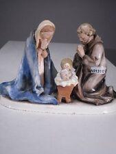 +# A013113 Goebel Archiv Muster Heilige Familie Jesus Maria Josef HX238 TMK2