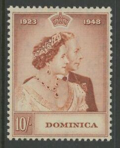 DOMINICA, MINT, #115, OG VLH, CLEAN, SOUND