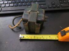 good tested 12 volt door bell transformer 12 volts 7 VA