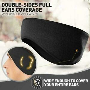 Ear Warmer Headband/Winter Fleece Ear Cover For Men Ear Women/Cold Weather J1F1