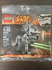 LEGO Star Wars Rebels 30274 - AT-DP Imperial Walker Polybag New Sealed Retired