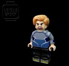**NEW** LEYILE BRICK Custom Quicksilver Lego Minifigure