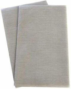 The Napkins Guest Towel – Hand Towel - Feels Like Cloth (Silver Grey)