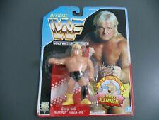WWF HASBRO GREG THE HAMMER VALENTINE SERIES 3 FIGURE MOC (WWE MATTEL)