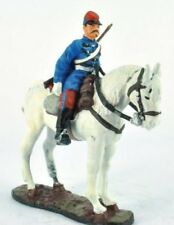 Del Prado - French Chasseur d'Afrique c. 1850 CBH019 Cavalry of the Ages
