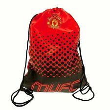 Manchester United Gym Bag Football Gift Official Licensed Product