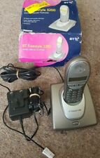 BT Freestyle 3200 Digital Cordless Telephone warm silver