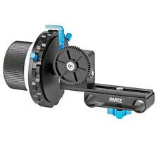 ayex F3 Follow Focus Schärfezieheinrichtung für DSLR und DSLM mit 2 Stoppern