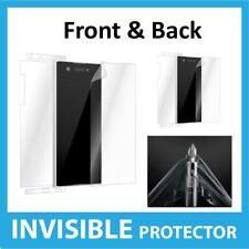 Sony Xperia XA1 Proteggi Schermo Anteriore e Posteriore Copertura scudo invisibile della pelle