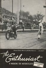 1947 September - The Enthusiast - Vintage Harley-Davidson Motorcycle Magazine