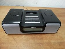 iHome iH6 Clock Radio and Stereo Speaker System w/ line-in Audio