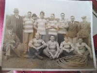 Fab Nostalgic Vintage Retro Old Photo BO & CM TUG OF WAR 1926