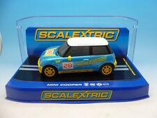 Scalextric c3073 Mini Cooper Scalextric