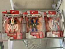SPEED PLANET DELUXE CLASS TRANSFORMERS Lot Excellion Robots In Disguise RID Mosc