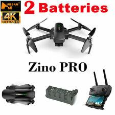 Hubsan Zino PRO 4KM 5G WiFi APP Drone Quadcopter 4K FPV 3Gimbal Camera,2 Battery