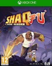 Shaq Fu: A Legend Reborn (Xbox One)  BRAND NEW AND SEALED - QUICK DISPATCH