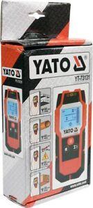 Yato YT-73131 Kabelfinder Leitungssucher Metalldetektor Holz Metall Prüfgerät