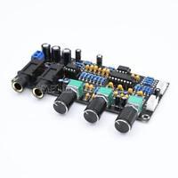 Karaoke Reverb Board Microphone Amplification Power Amplifier Board DC12-24V New