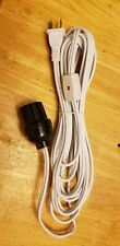 Simple Deluxe 15 Feet Hanging Lantern Lamp Light Cord Cable Bulb Socket & Switch