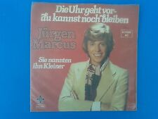 JURGEN MARCUS SIE NANNTEN IHN KLEINER - VINYL Single (7-Inch)