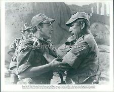1966 Lost Command Original Press Photo Anthony Quinn