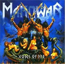 Gods of War [Limited] MANOWAR VINYL REPLICA  CD+ DVD