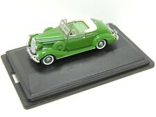 1936 BUICK SPECIAL CONVERTIBLE HO SCALE-OXFORD DIECAST BS36004 - BALMORAL GREEN