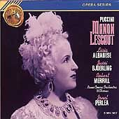 Puccini: Manon Lescaut,  Original recording remastered