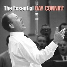 The Essential Ray Conniff 2 CD Box Set Mint Disc- Great Case