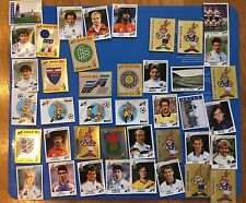Football stickers Panini Euro 92 stickers choose your missing stickers