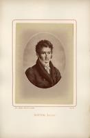 Ant. Meyer, Photog. Colmar, Jacques Matter (1791-1864), écrivain Vintage albumin