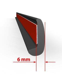 Universelle Kotflügelverbreiterung 6mm Nissan Almera Murano Navara 200 cm Länge