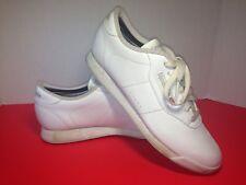 Reebok Aerobic Energizer Classic Women's White Aerobic Shoes Size 9 M