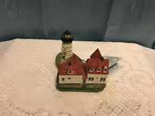 Lighthouse Spoontiques Nobska Point Light Ma Figurine #9074 Very Rare