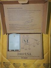 First USA Smart Card Reader GCR412 Serial & PS/2 Interface