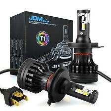 JDM ASTAR 2x 10000LM 9003/HB2/H4 LED Car Headlight High Low Dual Beam Bulb White