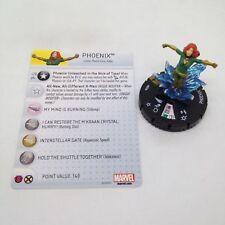 Heroclix WizKidz Marvel Phoenix 053a X-Men W/card