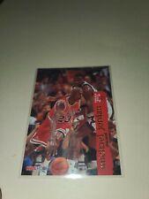 1995 95-96 NBA Hoops Michael Jordan #21