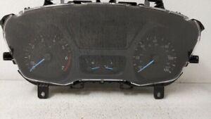 2017-2017 Ford Transit-250 Speedometer Instrument Cluster Gauges 92086