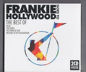 The Best of Frankie Goes To Hollywood (CD, 2 discs, 2013, ZTT
