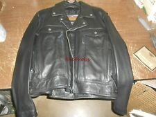 Beautiful Harley Davidson Mens XL Leather Jacket With Liner